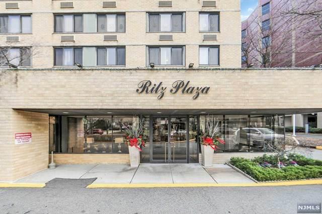 344 Prospect Avenue 8C, Hackensack, NJ 07601 (MLS #21001079) :: William Raveis Baer & McIntosh