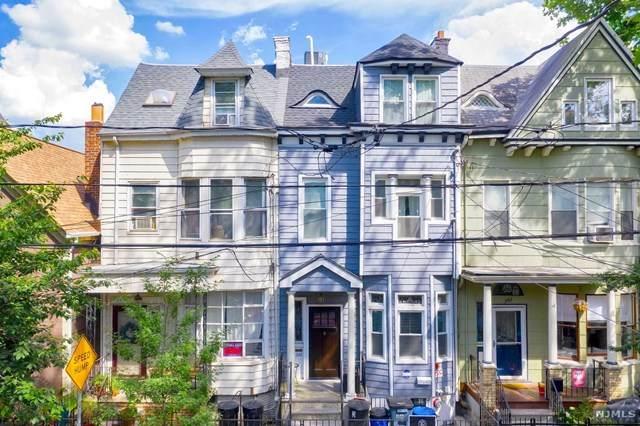 366 Ogden Avenue #1, Jersey City, NJ 07307 (MLS #21023312) :: The Sikora Group