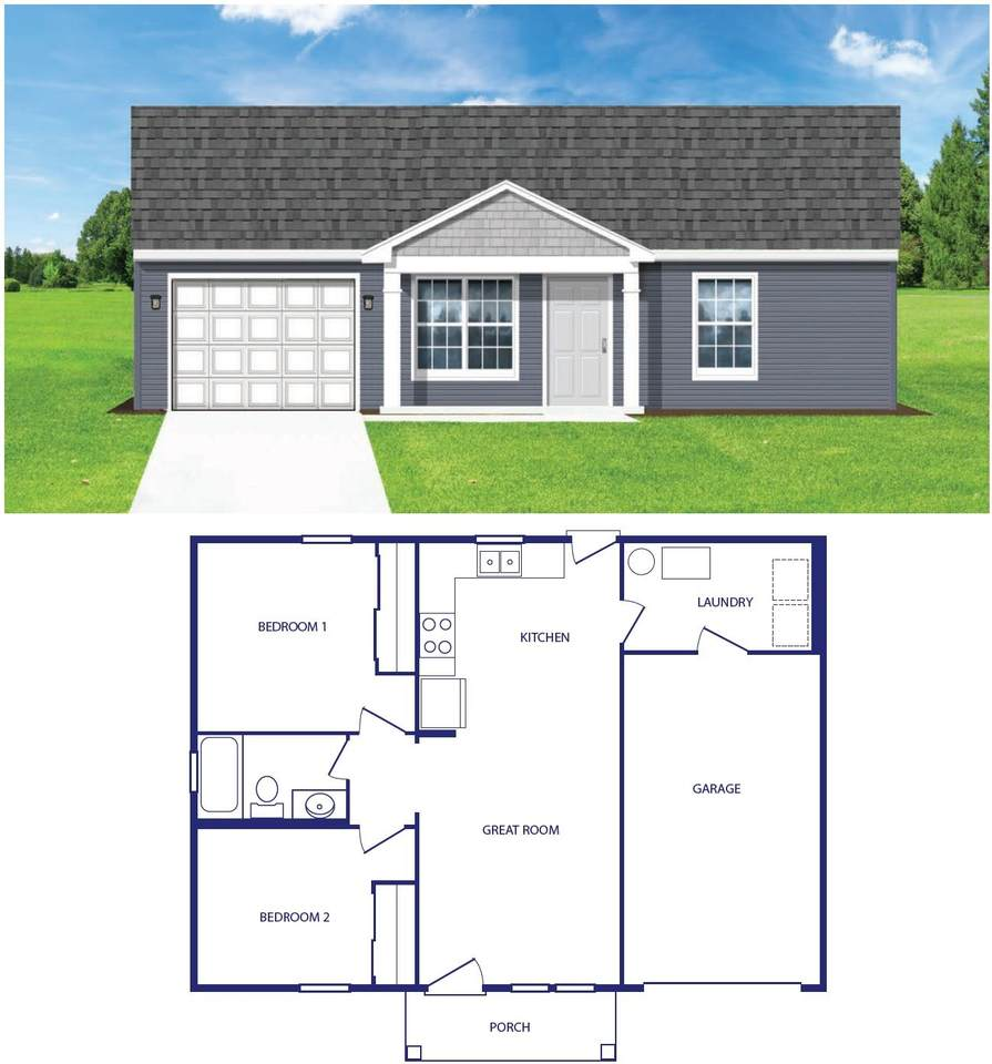 Lot 128 Summer Pointe Drive - Photo 1