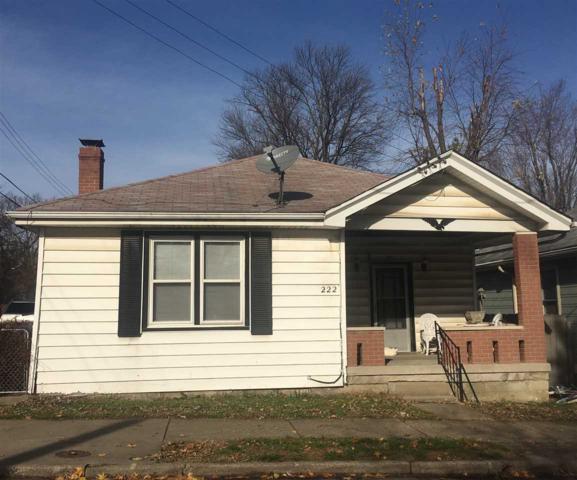 222 E 16th Street, Covington, KY 41011 (MLS #462244) :: Mike Parker Real Estate LLC