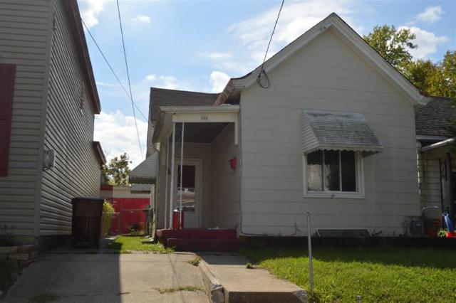 163 E 42nd Street, Covington, KY 41015 (MLS #511856) :: Mike Parker Real Estate LLC