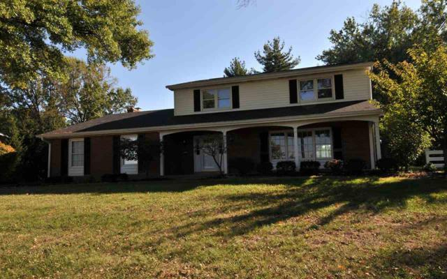 205 College Park Drive, Crestview Hills, KY 41017 (MLS #512720) :: Apex Realty Group