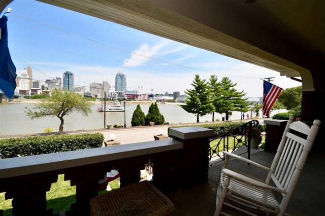 219 Riverside Drive, Covington, KY 41011 (MLS #513488) :: Mike Parker Real Estate LLC
