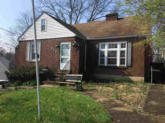 329 Highland Avenue, Fort Mitchell, KY 41017 (MLS #514201) :: Apex Realty Group
