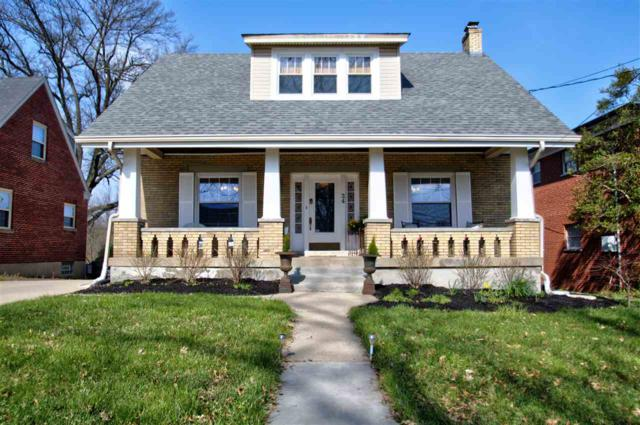 24 Virginia Avenue, Fort Mitchell, KY 41017 (MLS #514253) :: Apex Realty Group