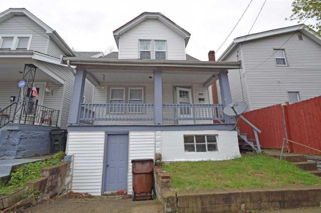 604 W 35th Street, Covington, KY 41015 (MLS #514616) :: Mike Parker Real Estate LLC