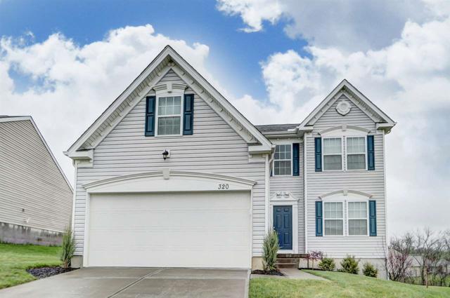 320 La Salle Court, Walton, KY 41094 (MLS #515076) :: Mike Parker Real Estate LLC