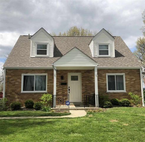 39 E Ridge Place, Newport, KY 41071 (MLS #515139) :: Mike Parker Real Estate LLC