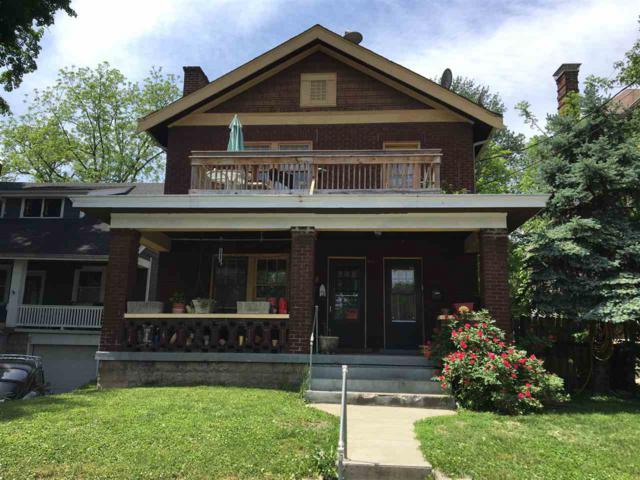 1527 Garrard, Covington, KY 41011 (MLS #515582) :: Mike Parker Real Estate LLC