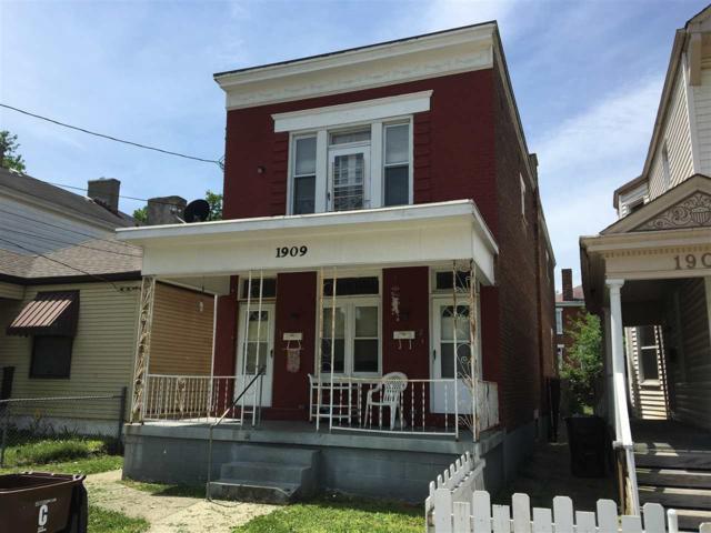 1909 Denver, Covington, KY 41014 (MLS #515583) :: Mike Parker Real Estate LLC
