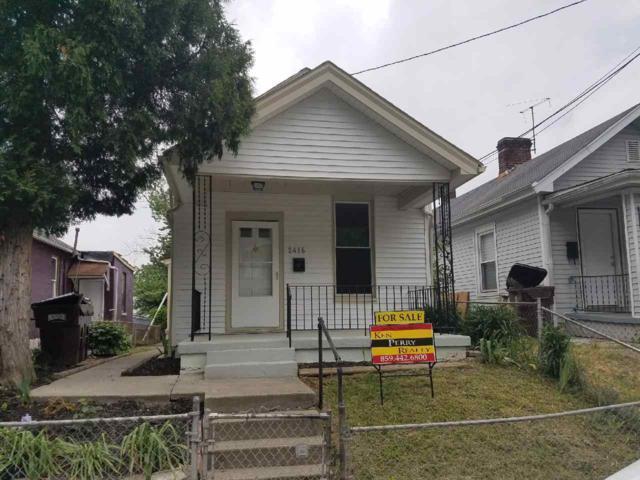 2416 Warren Street, Covington, KY 41014 (MLS #515685) :: Mike Parker Real Estate LLC