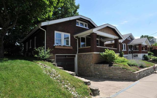 72 Lumley Avenue, Fort Thomas, KY 41075 (MLS #516370) :: Mike Parker Real Estate LLC