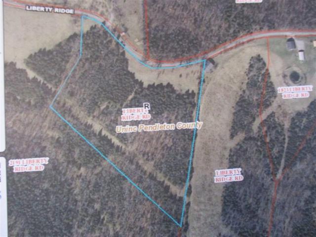 6.75 Acres Liberty Ridge Road, Falmouth, KY 41040 (MLS #516881) :: Mike Parker Real Estate LLC