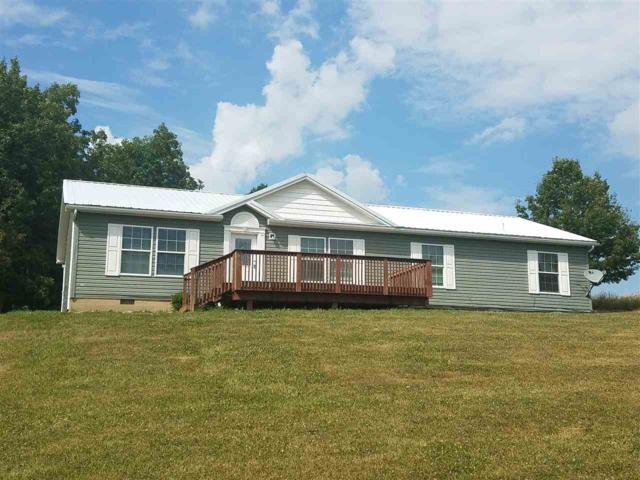 3345 Arnolds Creek Rd, Dry Ridge, KY 41035 (MLS #517006) :: Mike Parker Real Estate LLC