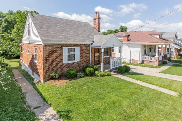 14 W Southgate Avenue, Fort Thomas, KY 41075 (MLS #517066) :: Mike Parker Real Estate LLC