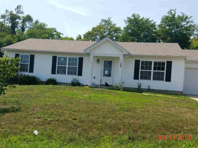 169 Willow Pointe, Glencoe, KY 41046 (MLS #518220) :: Mike Parker Real Estate LLC