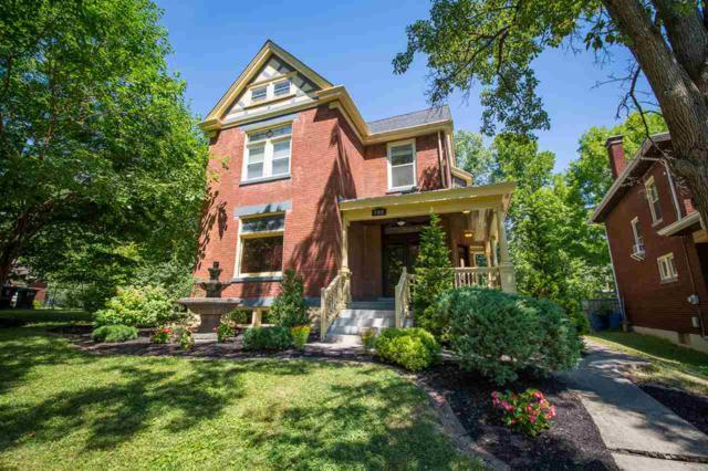 132 E 25th Street, Covington, KY 41014 (MLS #518281) :: Mike Parker Real Estate LLC
