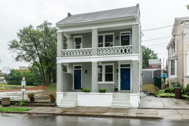113 W 10th, Covington, KY 41011 (MLS #519094) :: Mike Parker Real Estate LLC