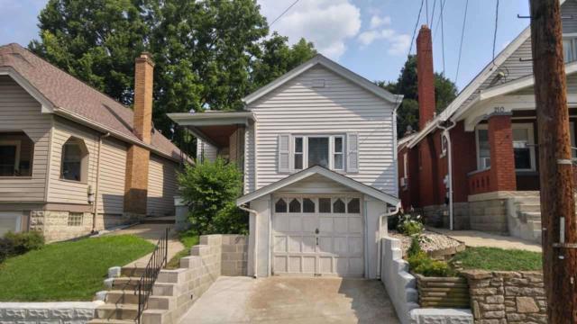 212 Roosevelt Avenue, Bellevue, KY 41073 (MLS #519102) :: Mike Parker Real Estate LLC