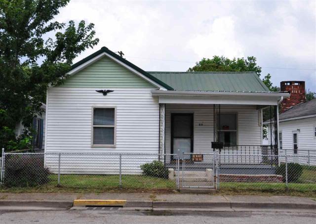 511 Florence Street, Maysville, KY 41056 (MLS #519537) :: Mike Parker Real Estate LLC