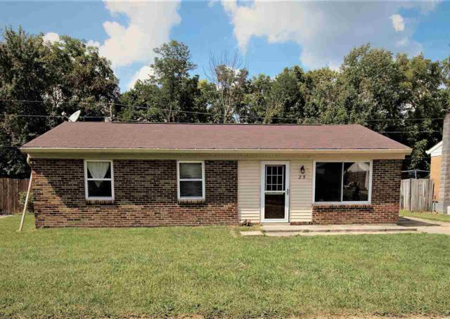 25 Plymouth, Elsmere, KY 41018 (MLS #519550) :: Mike Parker Real Estate LLC