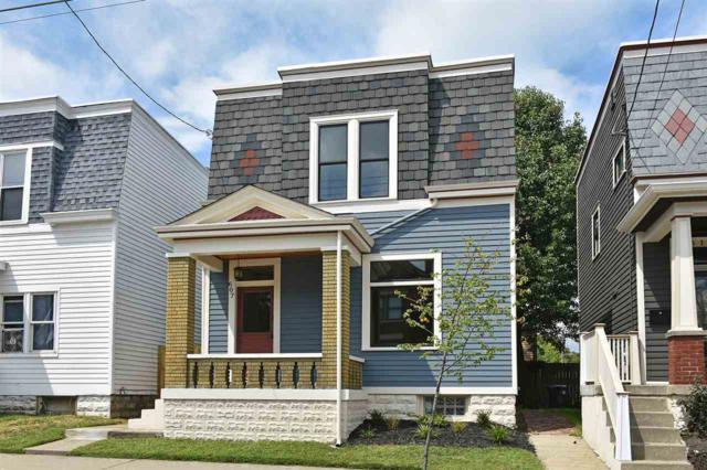 607 E 9th Street, Newport, KY 41071 (MLS #519601) :: Mike Parker Real Estate LLC