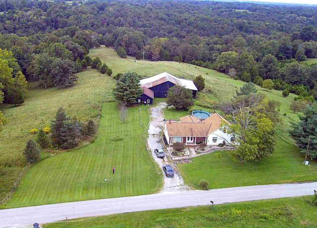 855 Squiresville Road, Owenton, KY 40359 (MLS #519946) :: Mike Parker Real Estate LLC