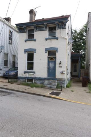 852 Crescent Avenue, Covington, KY 41011 (MLS #519957) :: Mike Parker Real Estate LLC