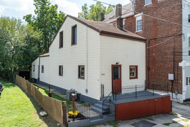 143 21st Street, Covington, KY 41014 (MLS #520078) :: Mike Parker Real Estate LLC