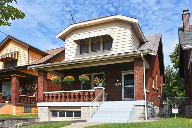 623 Oak Street, Newport, KY 41071 (MLS #520338) :: Mike Parker Real Estate LLC
