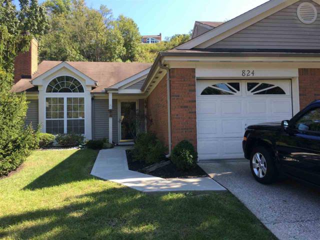 824 Rossford Run, Bellevue, KY 41073 (MLS #520535) :: Mike Parker Real Estate LLC