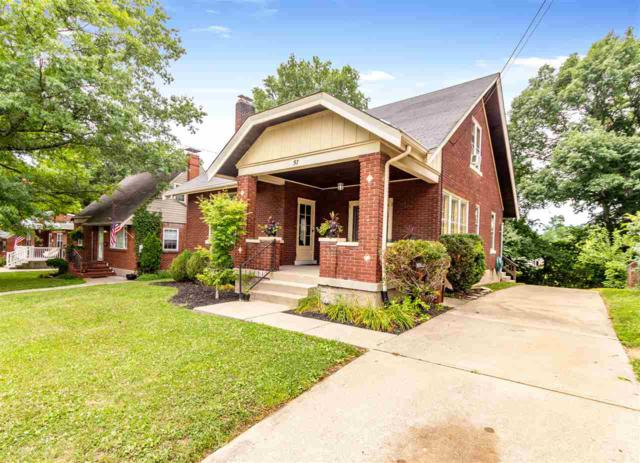 57 Concord Avenue, Fort Thomas, KY 41075 (MLS #520933) :: Mike Parker Real Estate LLC