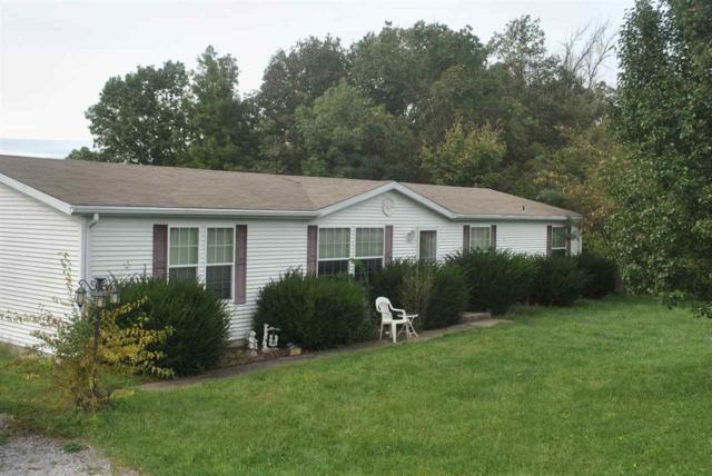 4365 Lemon Northcutt Road, Dry Ridge, KY 41035 (MLS #521018) :: Mike Parker Real Estate LLC