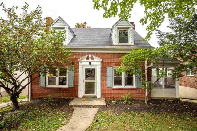 78 Pleasant Ridge Avenue, Fort Mitchell, KY 41017 (MLS #521071) :: Mike Parker Real Estate LLC