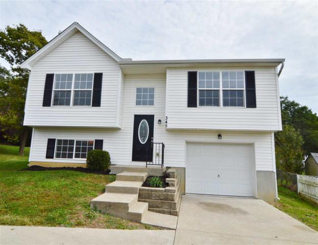 345 Eastern Avenue, Elsmere, KY 41018 (MLS #521107) :: Mike Parker Real Estate LLC