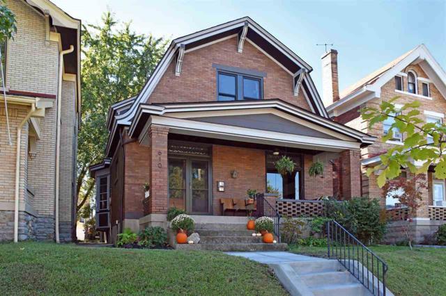 610 Oak Street, Newport, KY 41071 (MLS #521115) :: Mike Parker Real Estate LLC