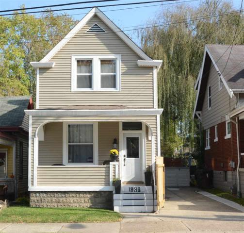 1936 Eastern Avenue, Covington, KY 41014 (MLS #521490) :: Mike Parker Real Estate LLC