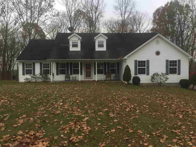 540 Ridge Road, Flemingsburg, KY 41041 (MLS #522007) :: Caldwell Realty Group