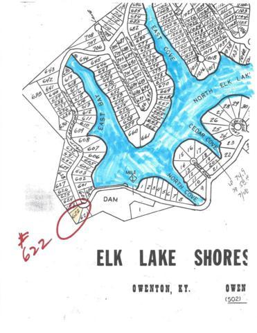 622 Elk Lake Resort, Owenton, KY 40359 (MLS #522237) :: Mike Parker Real Estate LLC