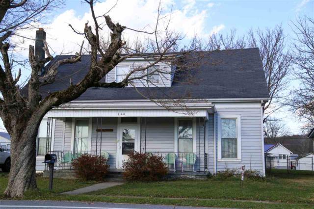 110 Webster, Glencoe, KY 41046 (MLS #522305) :: Mike Parker Real Estate LLC