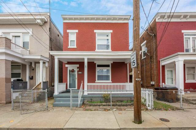 1821 Pearl Street, Covington, KY 41014 (MLS #522930) :: Mike Parker Real Estate LLC