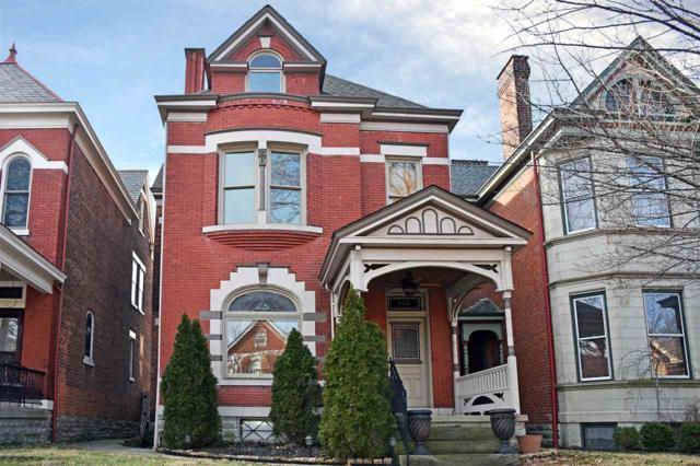 620 Maple Avenue, Newport, KY 41071 (MLS #522960) :: Mike Parker Real Estate LLC