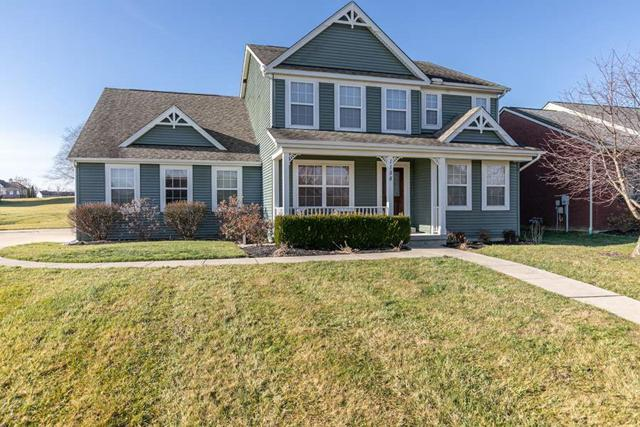 1158 Appomattox Drive, Florence, KY 41042 (MLS #522972) :: Mike Parker Real Estate LLC