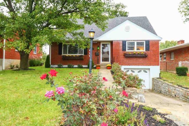 96 Burdsall Avenue, Fort Mitchell, KY 41017 (MLS #523384) :: Mike Parker Real Estate LLC