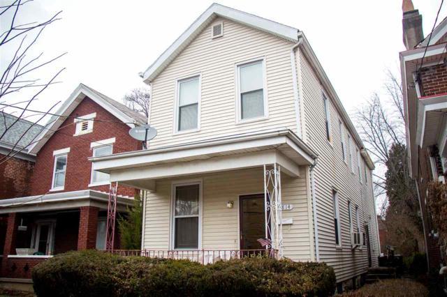 1814 Holman Avenue, Covington, KY 41014 (MLS #523728) :: Mike Parker Real Estate LLC