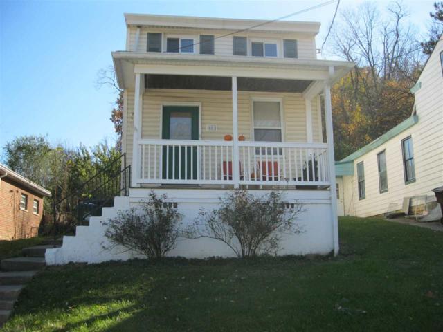 8 21st, Newport, KY 41071 (MLS #523768) :: Mike Parker Real Estate LLC