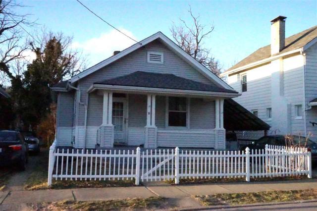 18 E 32nd Street, Covington, KY 41015 (MLS #523822) :: Mike Parker Real Estate LLC