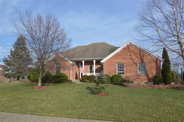 125 Bridle Court, Dry Ridge, KY 41035 (MLS #523943) :: Mike Parker Real Estate LLC