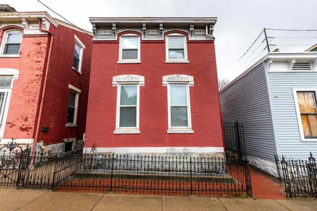608 W 12th Street, Covington, KY 41011 (MLS #523948) :: Mike Parker Real Estate LLC