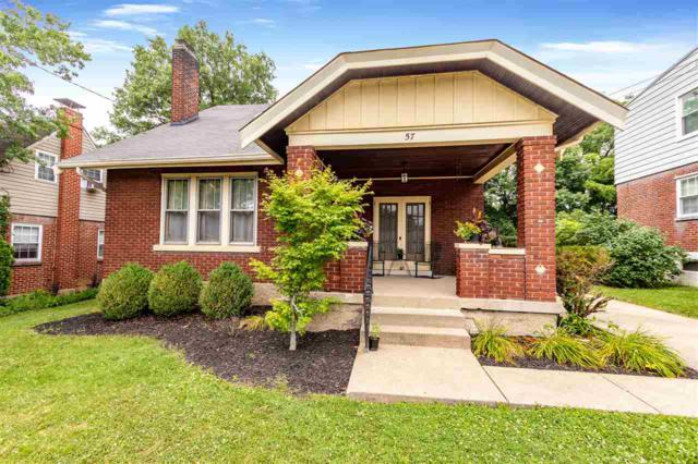 57 Concord Avenue, Fort Thomas, KY 41075 (MLS #524142) :: Mike Parker Real Estate LLC
